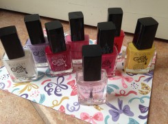 Avon Nail Polish Review