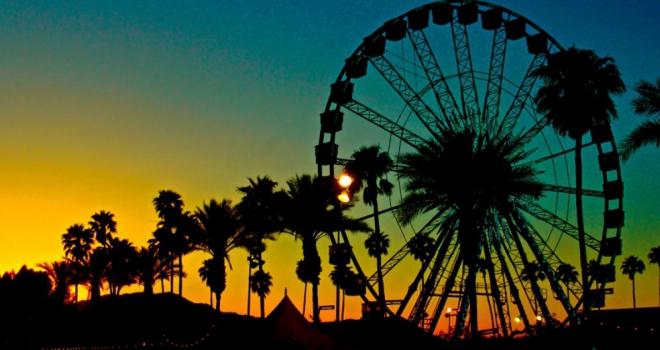 Look Coachella 2016