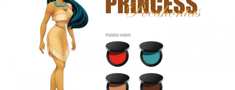 Pocahontas Make up