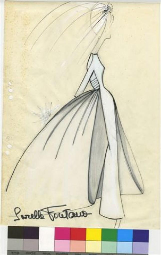 abito da sposa linda christian