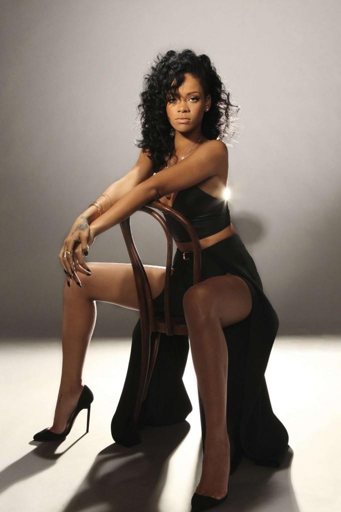 Rihanna - Saturday Night Live Photoshoot-01