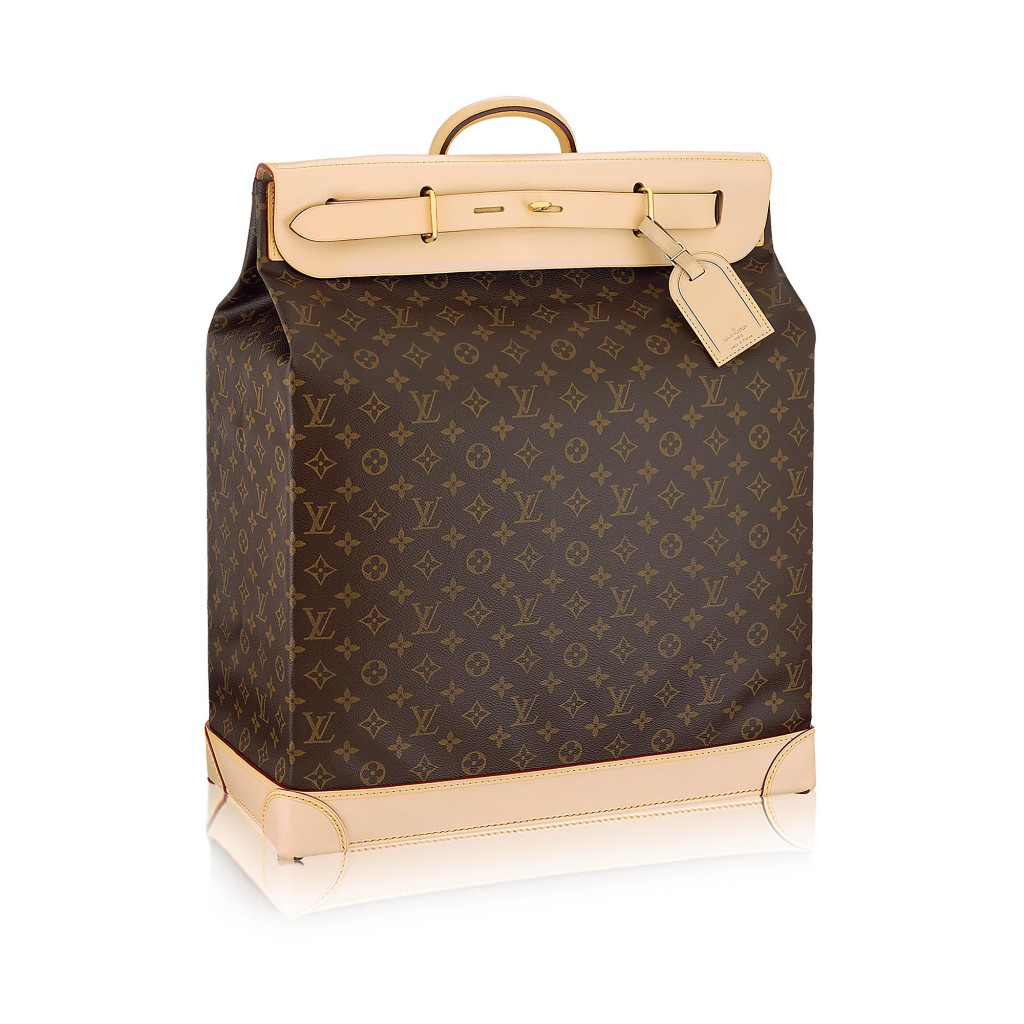 steamer bag lv