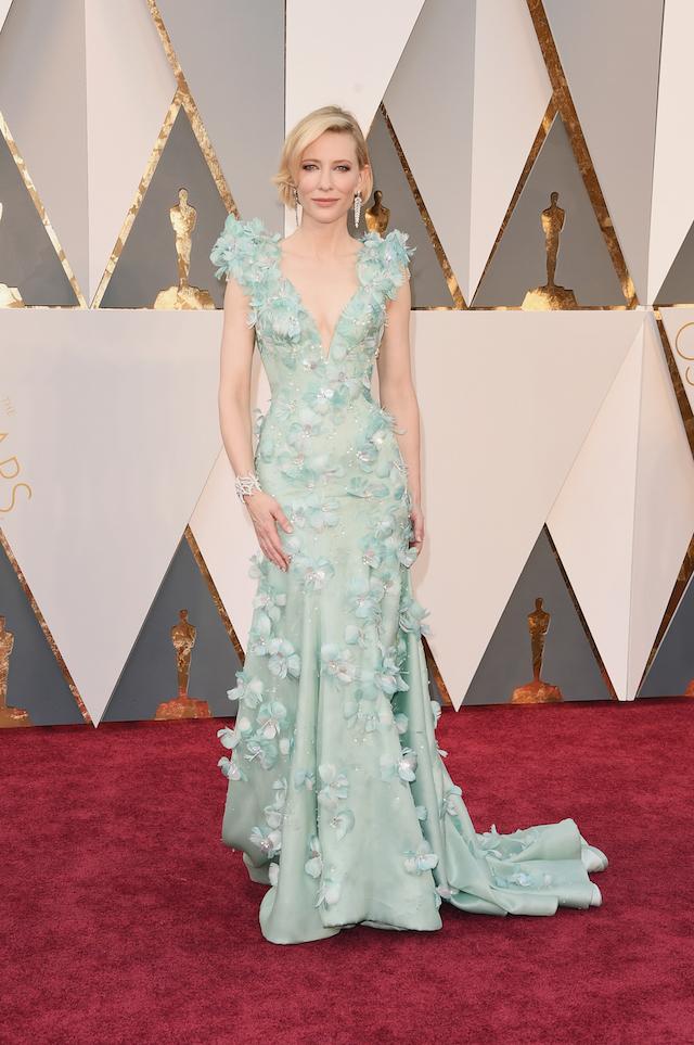 Cate Blanchett (Jason Merritt/Getty Images)