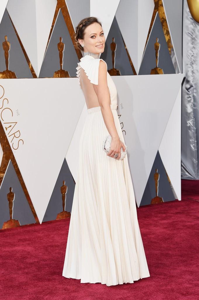 Olivia-Wilde in Valentino, Getty Image, Jason Merritt