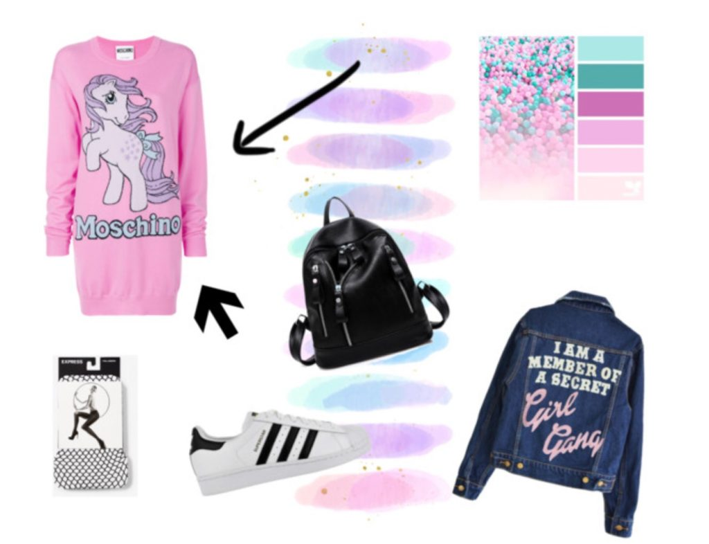 My Little Pony Polyvore